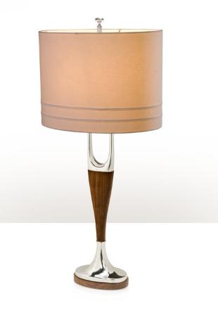 Wishbone Table Lamp
